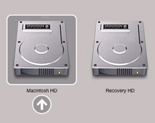 OS X Lion Recovery HD