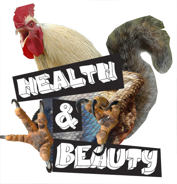 Health+And+Beauty+Tour+Poster