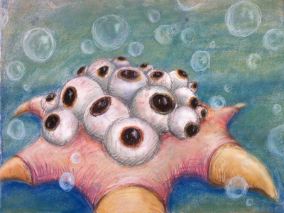 'Googly Eyes' 2012