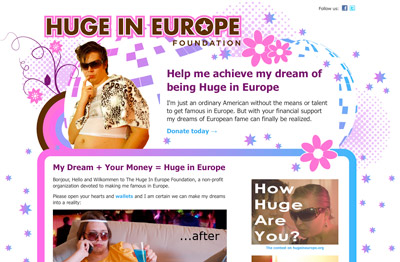Huge In Europe Foundation