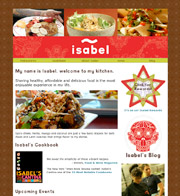 Full site development, design, SEO and e-Marketing for 6 restaurants