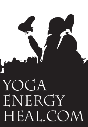 Yoga Energy Heal Flyer